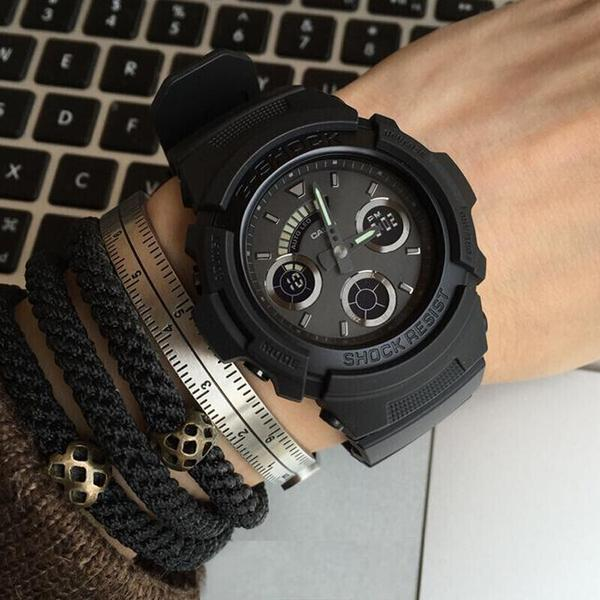 new product 4aff1 984bc G-Shock AW-591BB-1A